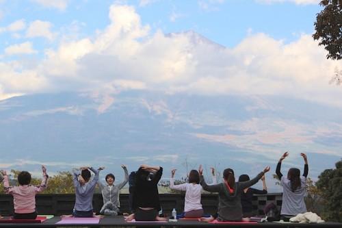 あなたも「自然欠乏症候群」かも? 富士山ろくで心と体を見つめてみたら…