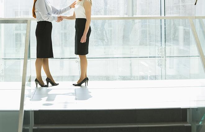 毎日同僚のファッションチェック「アドバイスしたガール」が持つ無意識の野心