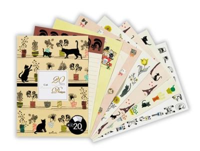 切手の進化がヤバすぎる! 働き女子にオススメのレター文具