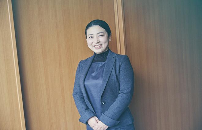 「雪印ビーンスターク」商品開発部の河内慶子さん