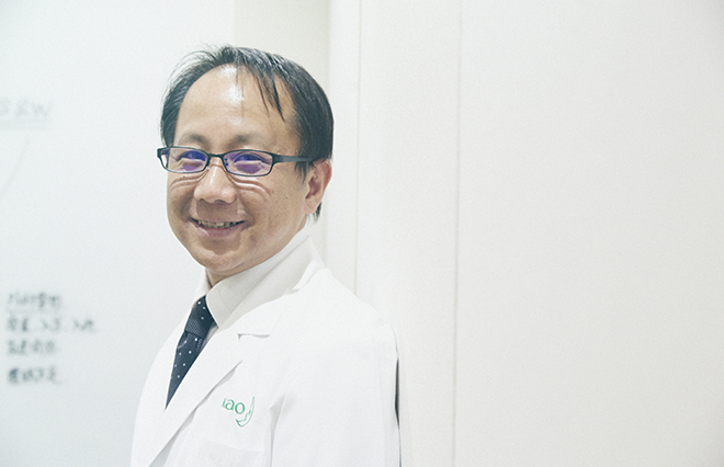 花王スキンケア研究所・上席主任研究員の次田哲也さん