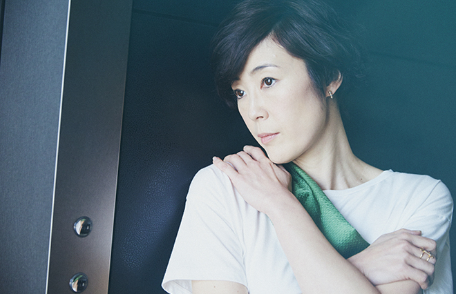 『オー・ルーシー!』で主演を務めた女優の寺島しのぶさん
