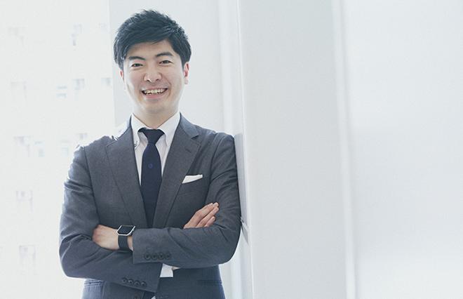 「ソニー生命」のライフプランナー・中村俊介さん