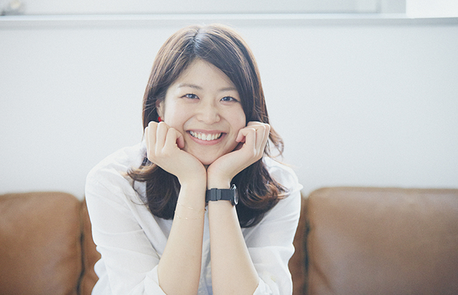 スタークス株式会社の髙橋優奈さん