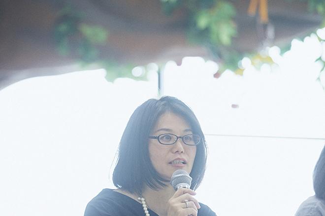 山本恵子さん