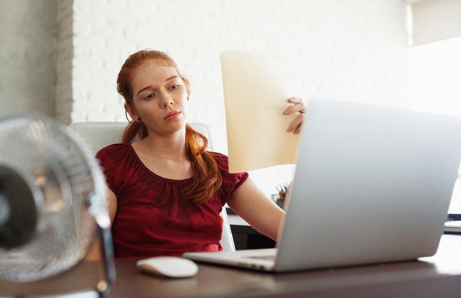 冷房が効いたオフィスでも注意! 働き女子が熱中症にならないために気をつけること