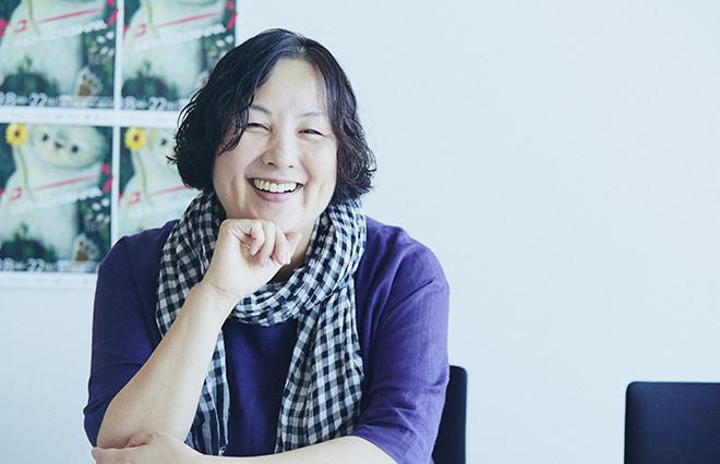 PFF総合ディレクターの荒木啓子さん