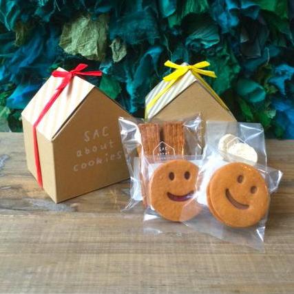東京・富ヶ谷にあるクッキー店「SAC about cookies」で販売しているクッキー