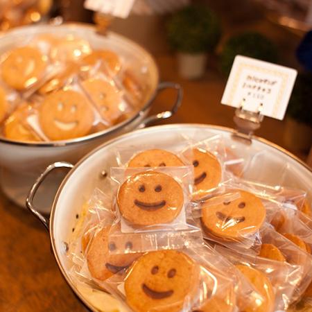 東京・富ヶ谷にあるクッキー店「SAC about cookies」のクッキー