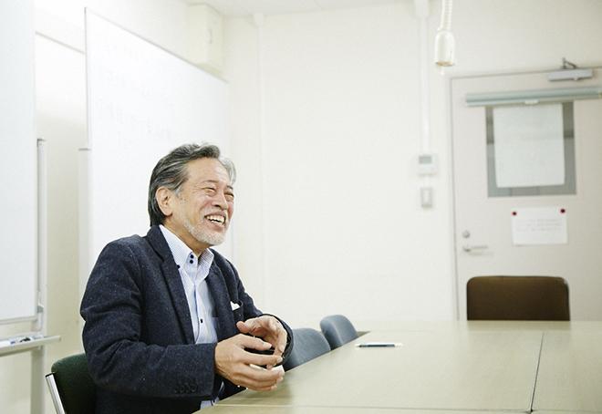 冷凍学が専門の鈴木徹先生