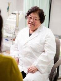 心療内科医の野崎京子先生