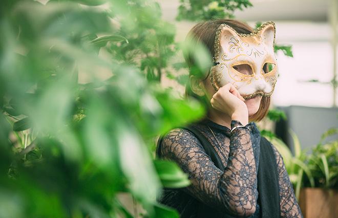 「メイクやファッションを自分とかけ合わせると楽しい」劇団雌猫ひらりささん
