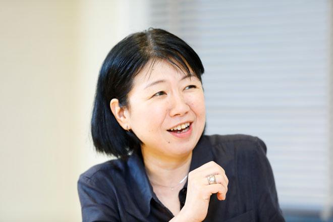 安彦麻理絵さん/撮影:面川雄大