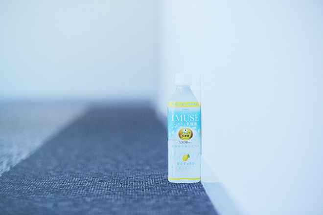 2017年に発売した、プラズマ乳酸菌を配合したブランド「iMUSE」