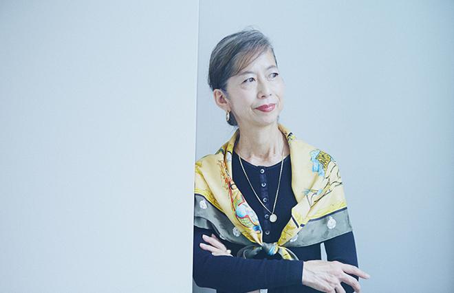 グレイヘア第2弾『グレイヘアの美しい人 ― 輝いているのはなぜ? ―』の編集を担当した依田邦代さん