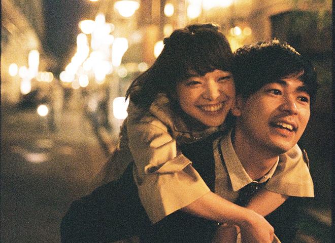 岸井さんが主演した映画『愛がなんだ』メインビジュアル