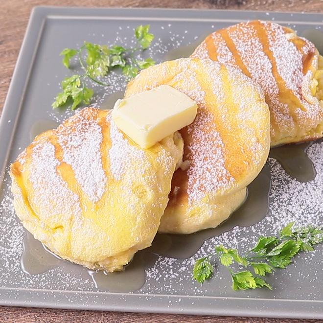 パンケーキ/画像提供:クラシル