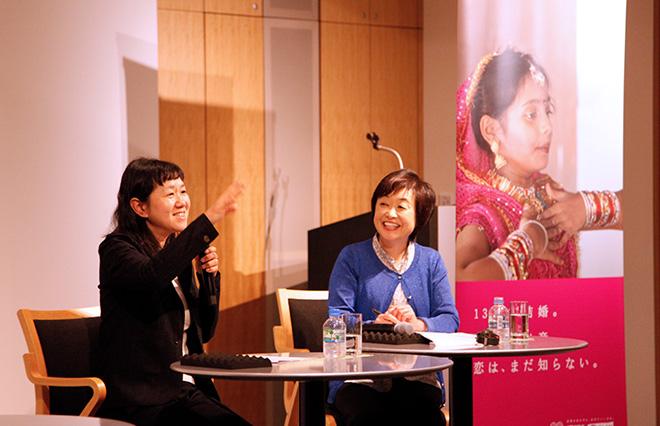 角田光代・増田明美が途上国を訪問して思うこと【国際女性デー2019】