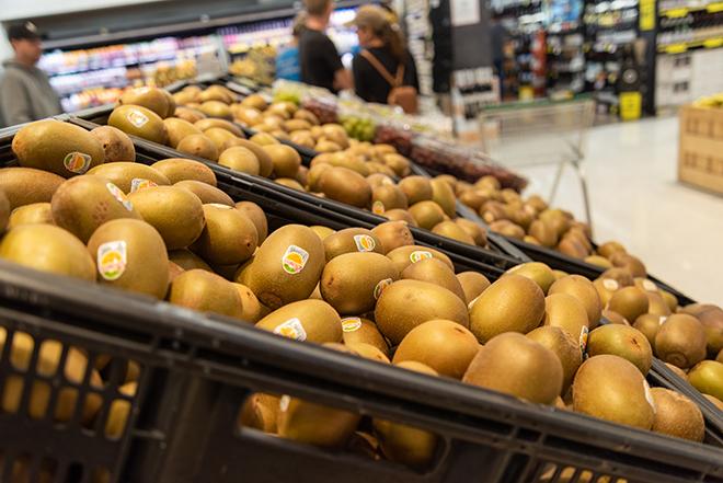 """NZの""""国民的フルーツ""""のキウイフルーツ。食物繊維が豊富で血糖値のコントロールに役立ちます。"""