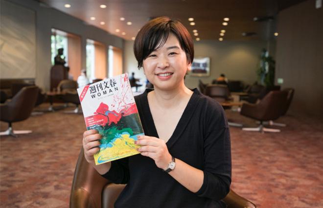 『週刊文春WOMAN』編集長「女性誌では満たされなくなった女性に届けたい」