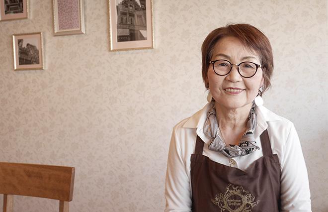 店長の岡本和子さん