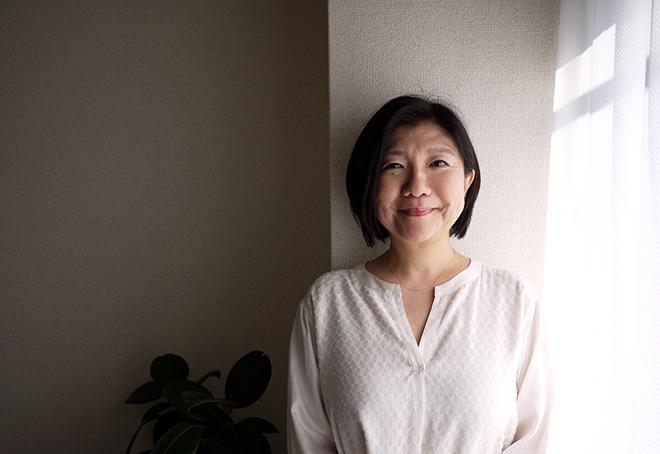 心理カウンセラーの坂本純子さん