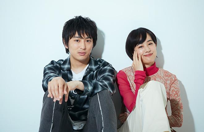 「会うとコウタとあーちゃんに戻る」古舘祐太郎・石橋静河 映画『いちごの唄』で主演