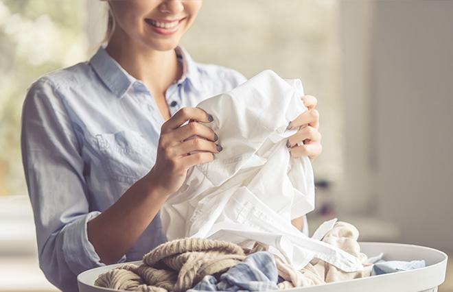 部屋干しすると、ちょっとにおう…洗濯のテクニック5つ