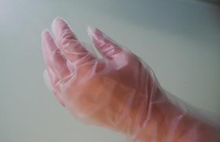 ビニール手袋[1]