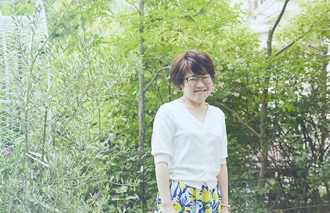 スタイリストの壽良江さん