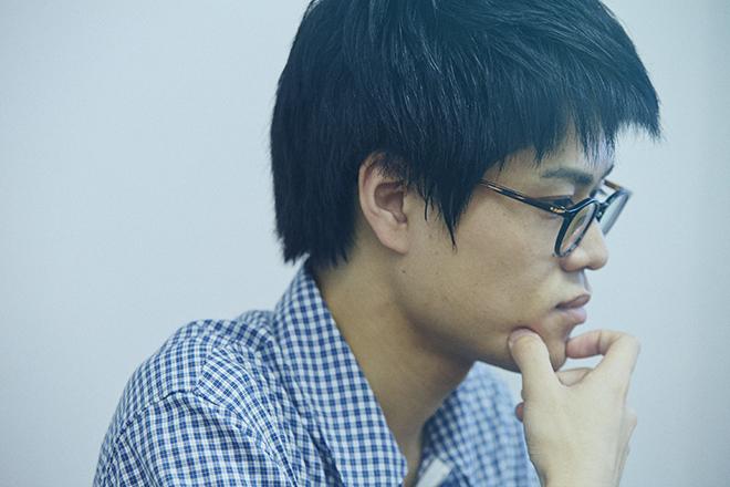 編集を担当したポプラ社の天野潤平さん