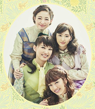 『Little Women 〜若草物語〜』チラシ