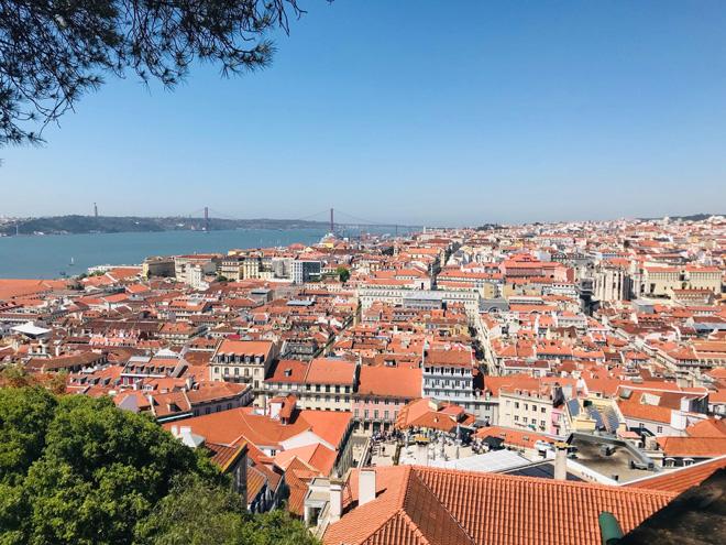 2019年5月、ポルトガルのリスボン。どこを歩いても素敵な街並みでした。