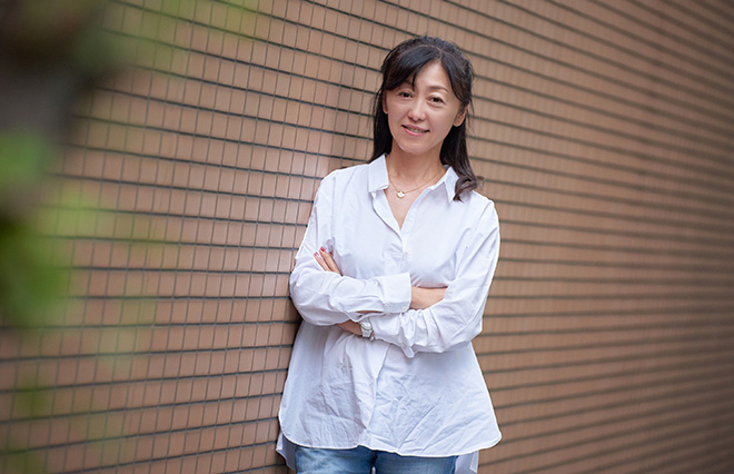 内山聖子さん