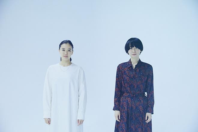 蒼井優さん(左)とタナダユキ監督