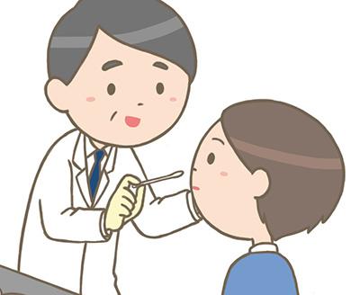 インフルエンザ検査_鼻