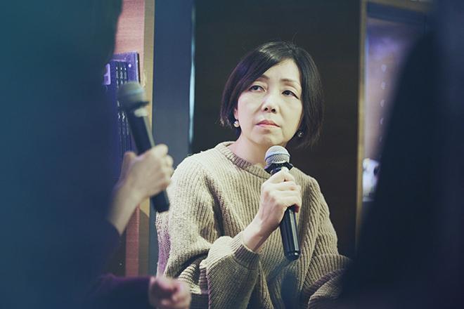 浜田敬子さん