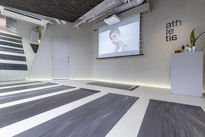 2階のスタジオ