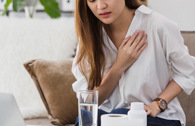 逆流性食道炎で心臓発作!? 何が起こっているのか消化器病専門医に聞きました
