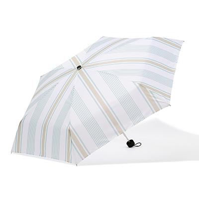 ストライプ折傘