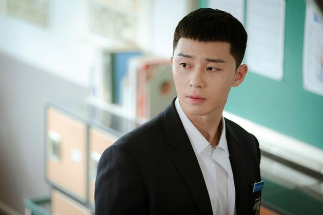 パク・セロイ/Netflixオリジナルシリーズ『梨泰院クラス』独占配信中