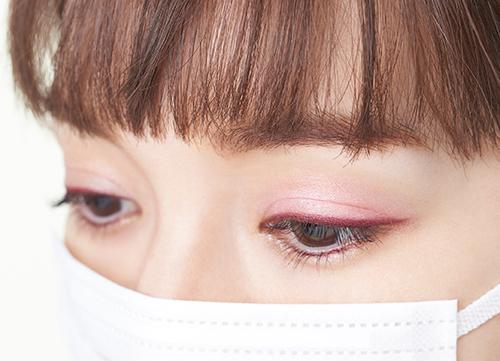 秋冬向けウォームメイク~前髪ありパターン2~目元s