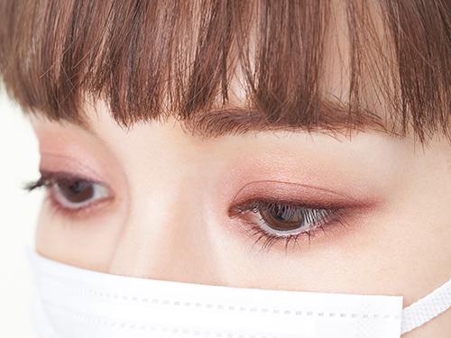秋冬向けウォームメイク~前髪ありパターン1~目元s