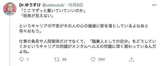 鈴木先生のツイートより