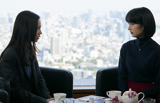 カラフルな東京と棲み分けという名の階層【あのこは貴族】