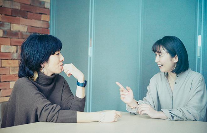 """酒井美紀と再タッグ! """"どんくさかった私""""がマネージャーという天職を見つけるまで"""