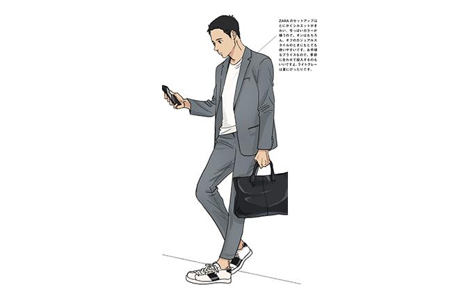 トレンドアイテムを狙い買い! ZARAのおすすめアイテム3つ【男子ファッション】