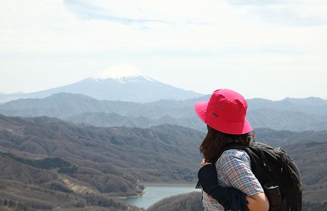 東京からのアクセスも良好。日帰りで富士山の絶景を楽しめる! 令和の山登り旅