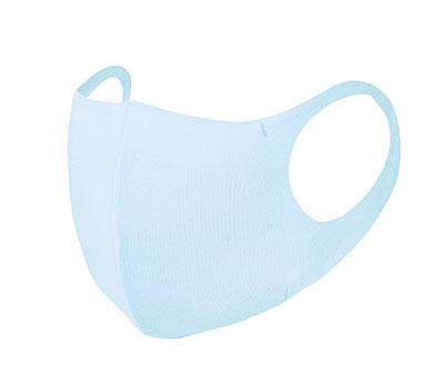 肌にやさしい洗える冷感布製マスク(2枚入り)1,298円/グンゼ