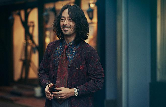 自分に合う着方を模索するのが楽しい! 滝藤賢一に聞くファッションの魅力